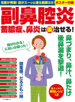 副鼻腔炎 蓄膿症、鼻炎は(楽)治せる!-電子書籍