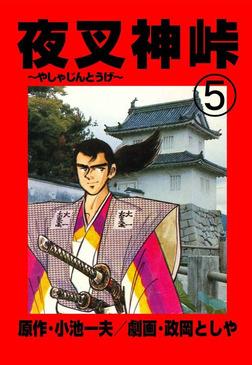 夜叉神峠 5-電子書籍