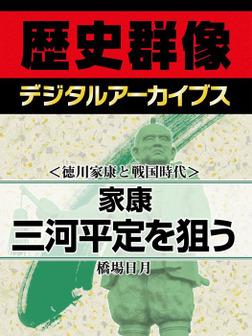 <徳川家康と戦国時代>家康 三河平定を狙う-電子書籍