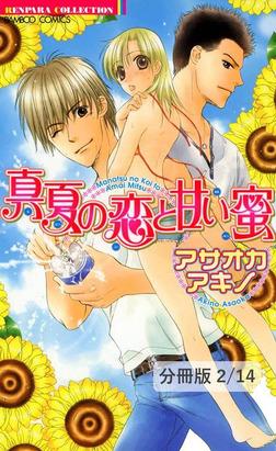 真夏の恋と甘い蜜 2 真夏の恋と甘い蜜【分冊版2/14】-電子書籍