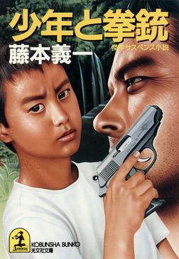 少年と拳銃-電子書籍