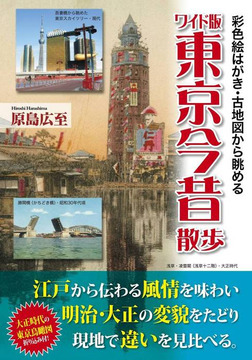 ワイド版 東京今昔散歩-電子書籍