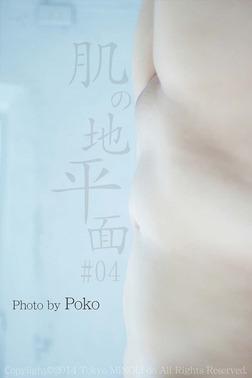 肌の地平面 #04【ぽっちゃり女性の写真集】-電子書籍