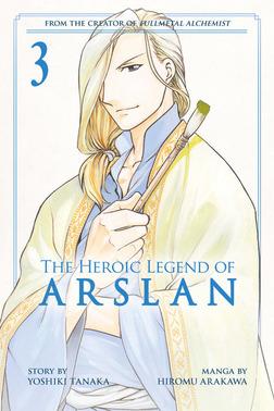 The Heroic Legend of Arslan 3-電子書籍