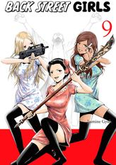 Back Street Girls 9