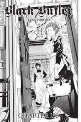 Black Butler, Chapter 153