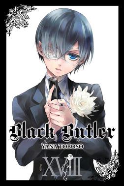 Black Butler, Vol. 18-電子書籍