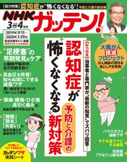 NHKガッテン! 2020年 04月号-電子書籍
