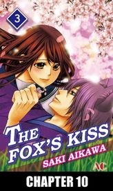 THE FOX'S KISS, Chapter 10