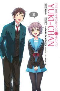 The Disappearance of Nagato Yuki-chan, Vol. 8