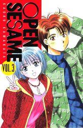 OPEN SESAME, Volume 3