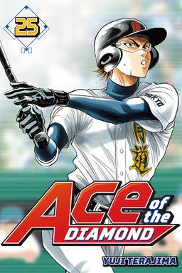 Ace of the Diamond 25