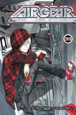 Air Gear 33-電子書籍
