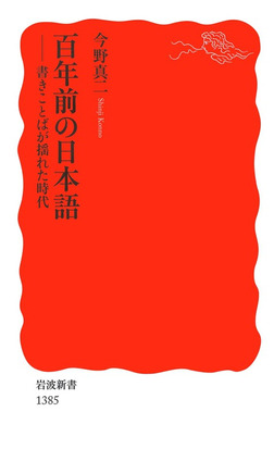百年前の日本語 書きことばが揺れた時代-電子書籍