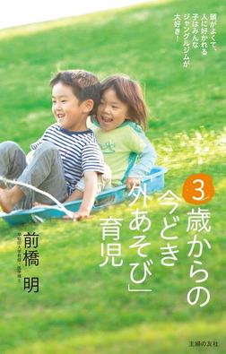 3歳からの今どき「外あそび」育児-電子書籍