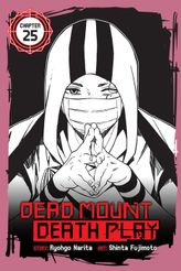Dead Mount Death Play, Chapter 25