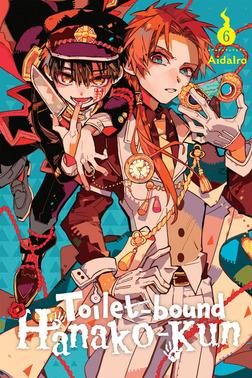 Toilet-bound Hanako-kun, Vol. 6-電子書籍