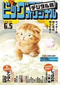 ビッグコミックオリジナル 2018年11号(2018年5月19日発売)