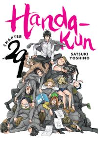 Handa-kun, Chapter 29