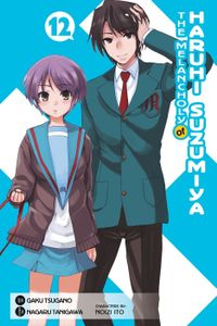 The Melancholy of Haruhi Suzumiya, Vol. 12
