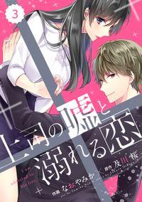 comic Berry's上司の嘘と溺れる恋3巻