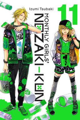 Monthly Girls' Nozaki-kun, Vol. 11