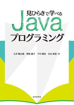 見ひらきで学べるJavaプログラミング-電子書籍