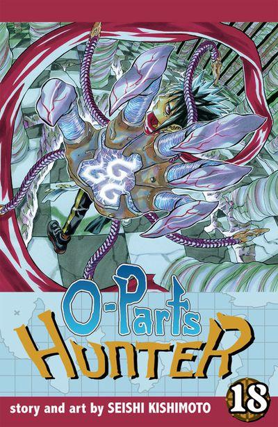 O-Parts Hunter, Vol. 18