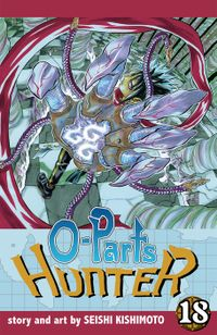 O-Parts Hunter, Vol. 18