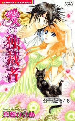 ロマンチック・ユートピア 1 愛の独裁者【分冊版5/8】-電子書籍
