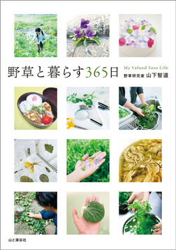 野草と暮らす365日-電子書籍