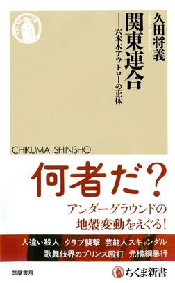 関東連合 ――六本木アウトローの正体-電子書籍