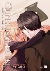 Gunslinger Girl Vol. 10