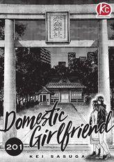 Domestic Girlfriend Chapter 201