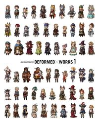 GRANBLUE FANTASY DEFORMED×WORKS: 1