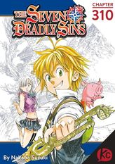 The Seven Deadly Sins Chapter 310