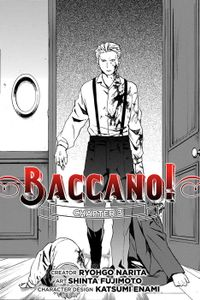 Baccano!, Chapter 3 (manga)
