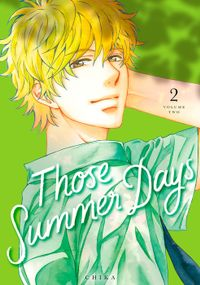 Those Summer Days Volume 2