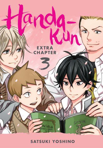 Handa-kun, Extra Chapter 3