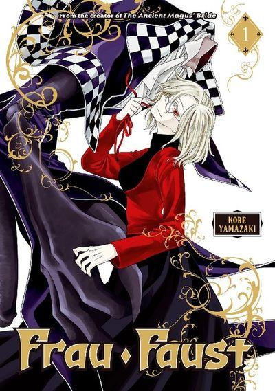 Frau Faust Volume 1