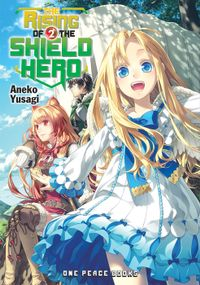 The Rising of the Shield Hero Volume 2
