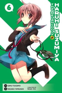 The Melancholy of Haruhi Suzumiya, Vol. 6 (Manga)