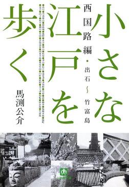 小さな江戸を歩く 西国路編 出石~竹富島(小学館文庫)-電子書籍