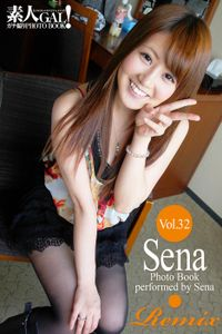 素人GAL!ガチ撮りPHOTOBOOK Vol.32 Sena Remix