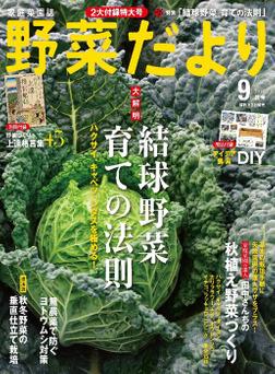 野菜だより2017年9月号-電子書籍