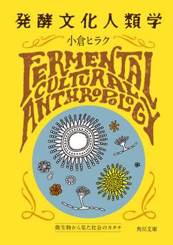 発酵文化人類学 微生物から見た社会のカタチ-電子書籍