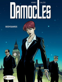 Damocles - Volume 1 - Bodyguards