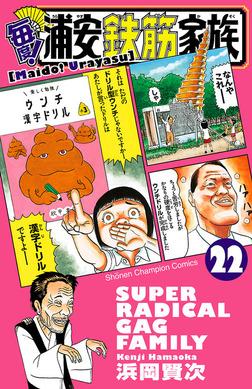 毎度!浦安鉄筋家族 22-電子書籍