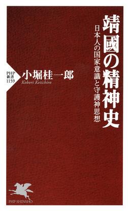 靖國の精神史 日本人の国家意識と守護神思想-電子書籍