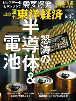 週刊東洋経済 2018年6月30日号-電子書籍